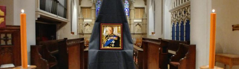 HRH The Duke of Edinburg