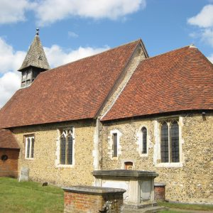 Visit St. Leonard's Church this summer: Church open for tea and tours